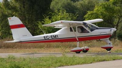 EC-EM1 - Tecnam P92 Echo - Private