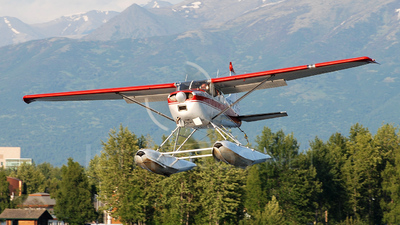 N1523F - Cessna 185D Skywagon - Private