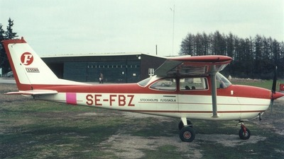SE-FBZ - Reims-Cessna F172H Skyhawk - Private