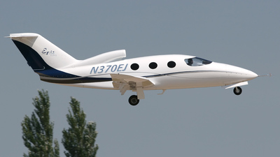 A picture of N370EJ -  - [001] - © Sergey Riabsev