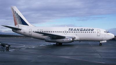 EI-CLO - Boeing 737-2C9(Adv) - Transaero Airlines