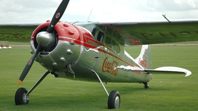 Cessna 195 - Private