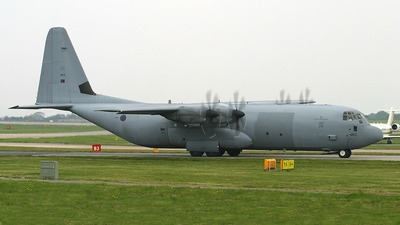 ZH865 - Lockheed Martin Hercules C.4 - United Kingdom - Royal Air Force (RAF)