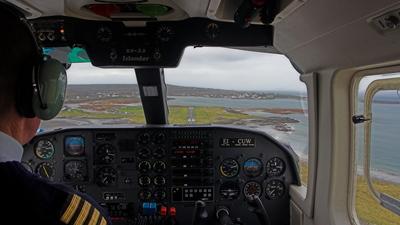 EI-CUW - Britten-Norman BN-2B-26 Islander - Aer Arann Islands