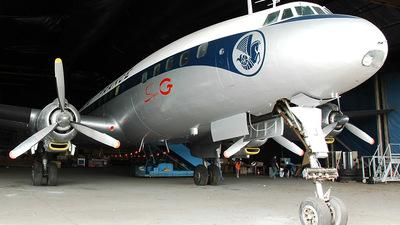F-BGNJ - Lockheed L-1049G Super Constallation - Aéroscope
