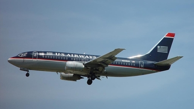 N349US - Boeing 737-301 - US Airways