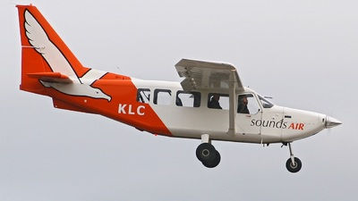 ZK-KLC - Gippsland GA-8 Airvan - Sounds Air