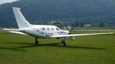 A picture of N37RT - Piper PA46350P Malibu Mirage - [4636082] - © William Verguet