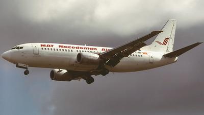 Z3-ARF - Boeing 737-3H9 - MAT Macedonian Airlines