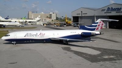 5N-JNR - Boeing 727-217(Adv)(F) - Allied Air Cargo