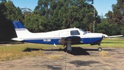 VH-BIB - Piper PA-28R-201 Cherokee Arrow III - Private