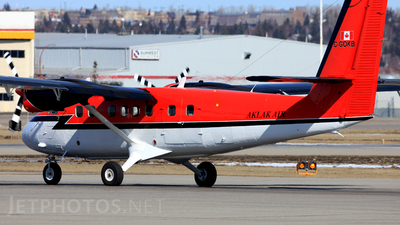 C-GOKB - De Havilland Canada DHC-6-300 Twin Otter - Kenn Borek Air