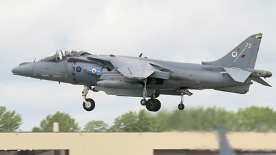 ZG502 - British Aerospace Harrier GR.9 - United Kingdom - Royal Navy