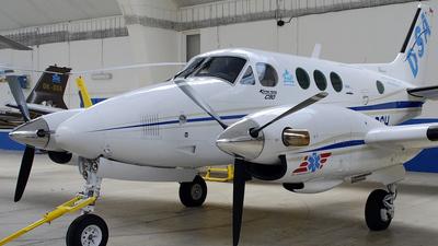 A picture of OKDSH - Beech C90 King Air - [LJ837] - © Vojta Jahoda