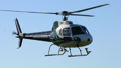 ZK-HKU - Aérospatiale AS 350D Astar - Christchurch Helicopters