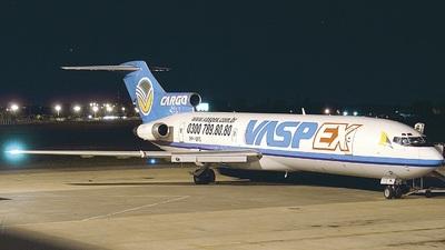 PP-SFG - Boeing 727-2Q4(Adv)(F) - VASP