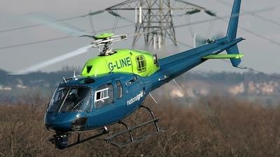 G-LINE - Aérospatiale AS 355N Ecureuil 2 - Private