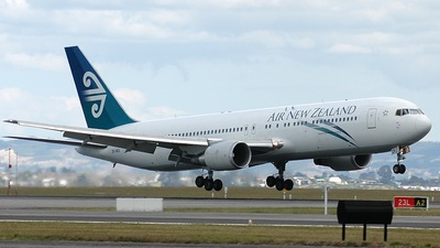 ZK-NCK - Boeing 767-319(ER) - Air New Zealand