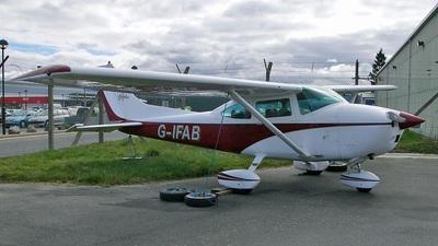 A picture of GIFAB - Cessna F182Q Skylane - [0127] - © Martin Stephen