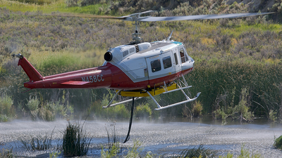 N458CC - Bell 205 - Private