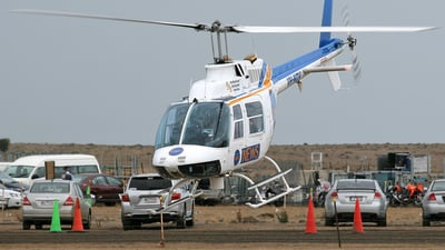 VH-NDV - Bell 206B JetRanger III - Professional Helicopter Services