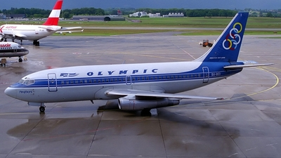 SX-BCI - Boeing 737-284(Adv) - Olympic Airways
