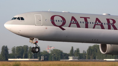 A7-AGA - Airbus A340-642 - Qatar Airways