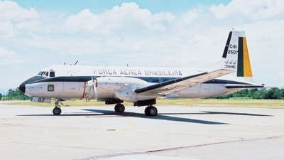 FAB2507 - Hawker Siddeley C-91 - Brazil - Air Force