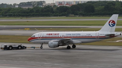 B-2216 - Airbus A319-112 - China Eastern Airlines