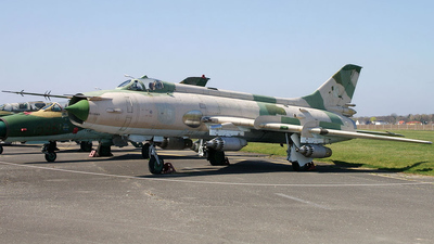 98-61 - Sukhoi Su-20R Fitter C - Germany - Air Force