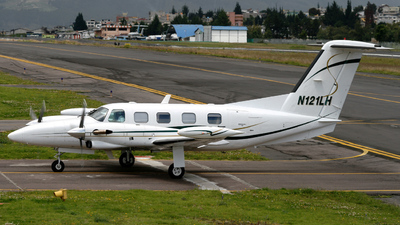 A picture of N121LH - Piper PA42720 Cheyenne III - [425501049] - © Stefano Rota - Ecuadorian Spotters
