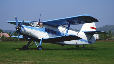 SP-FIN - Antonov An-2T - Untitled