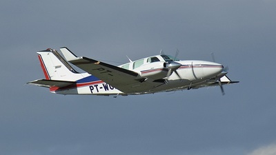 PT-WGK - Beechcraft 58 Baron - Private