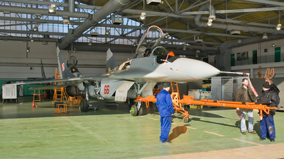 66 - Mikoyan-Gurevich MiG-29A Fulcrum A - Poland - Air Force