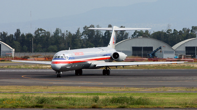 N457AA - McDonnell Douglas MD-82 - American Airlines