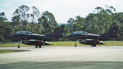 NZ6254 - McDonnell Douglas TA-4K Skyhawk - New Zealand - Royal New Zealand Air Force (RNZAF)