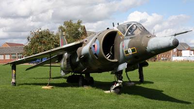 XV752 - Hawker Siddeley Harrier GR.3 - United Kingdom - Royal Air Force (RAF)