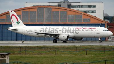 CN-RNX - Airbus A321-211 - Atlas Blue