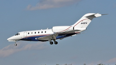 N49FW - Cessna 750 Citation X - Private