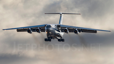 RA-78816 - Ilyushin IL-76MD - Russia - Air Force