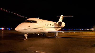 C-GLOJ - Canadair CL-600-2A12 Challenger 601-1A - Private