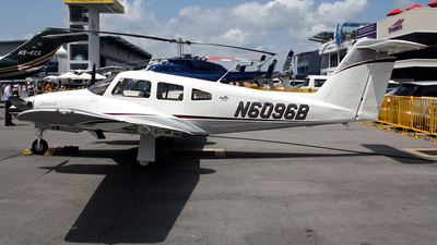 N6096B - Piper PA-44-180 Seminole - Piper Aircraft