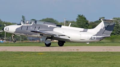 N39DE - Aerovodochody L29 Delfin - Private