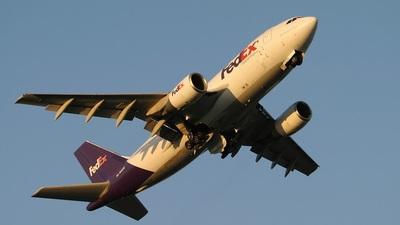 N445FE - Airbus A310-203(F) - FedEx