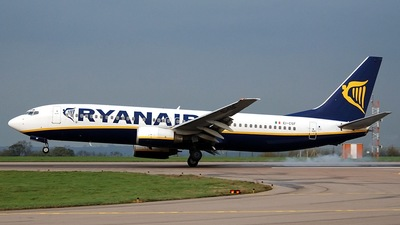 EI-CSF - Boeing 737-8AS - Ryanair