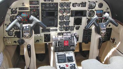 N840MG - Rockwell Commander 690C Jetprop 840 - Private
