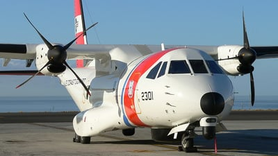 2301 - CASA HC-144A - United States - US Coast Guard (USCG)