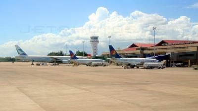RPVM - Airport - Ramp