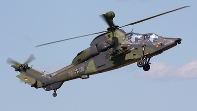 74-05 - Eurocopter EC 665 Tiger - Germany - Air Force