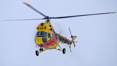 SP-ZXC - PZL-Swidnik Mi-2 Hoplite - Lotnicze Pogotowie Ratunkowe